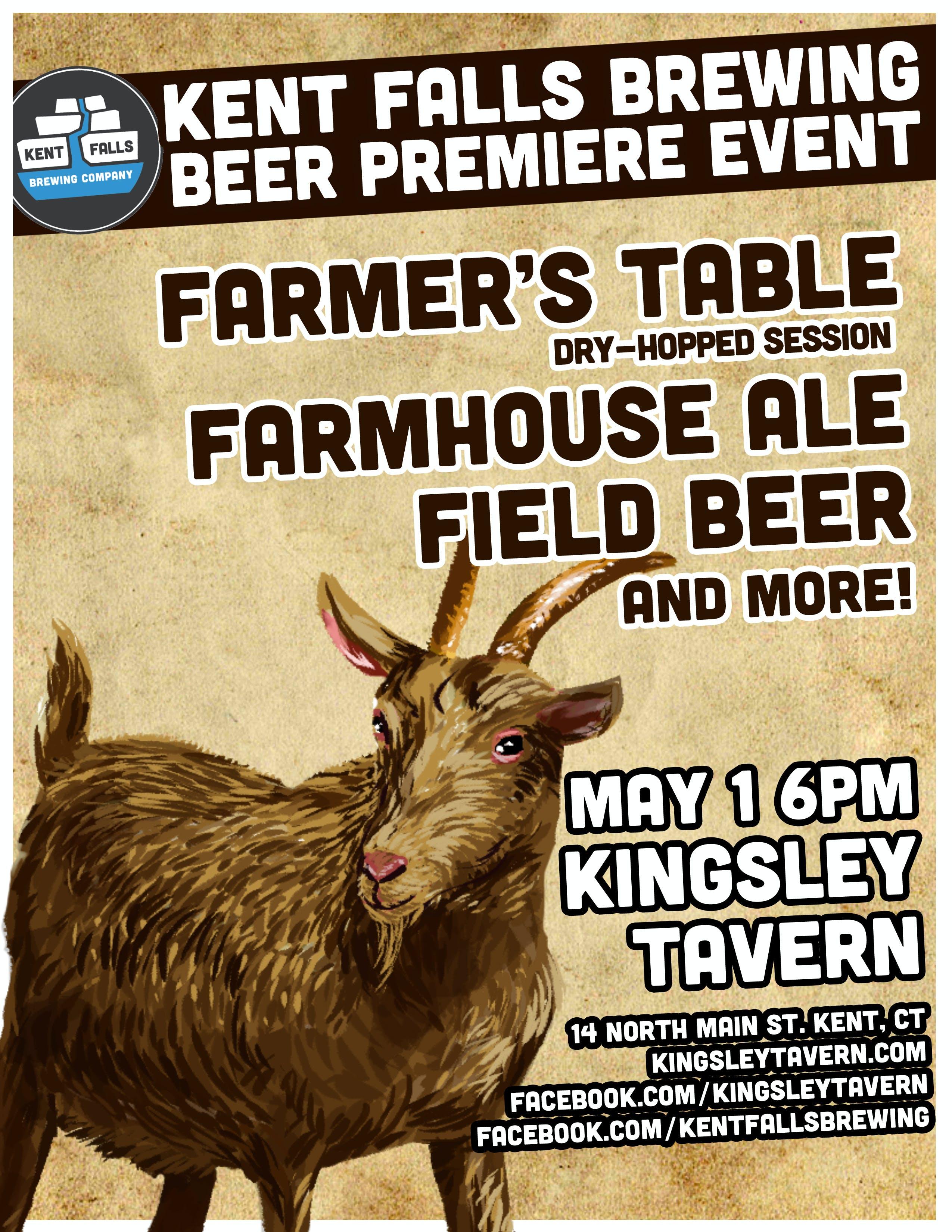 Beer Release Flyer Kingsley Tavern ver 1b