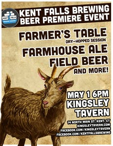 Beer Release Flyer Kingsley Tavern ver 1b