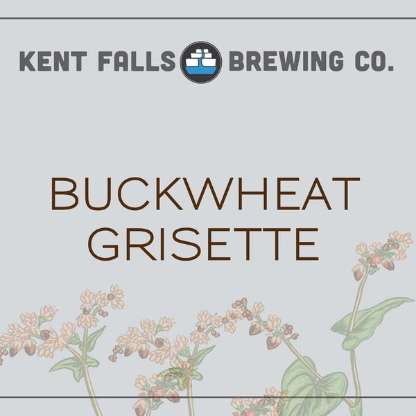 Buckwheat Grisette