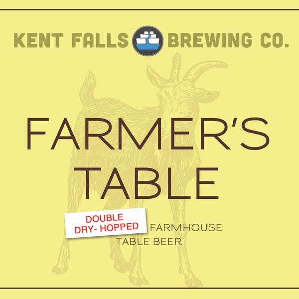 Double Dry Hopped Farmers Table