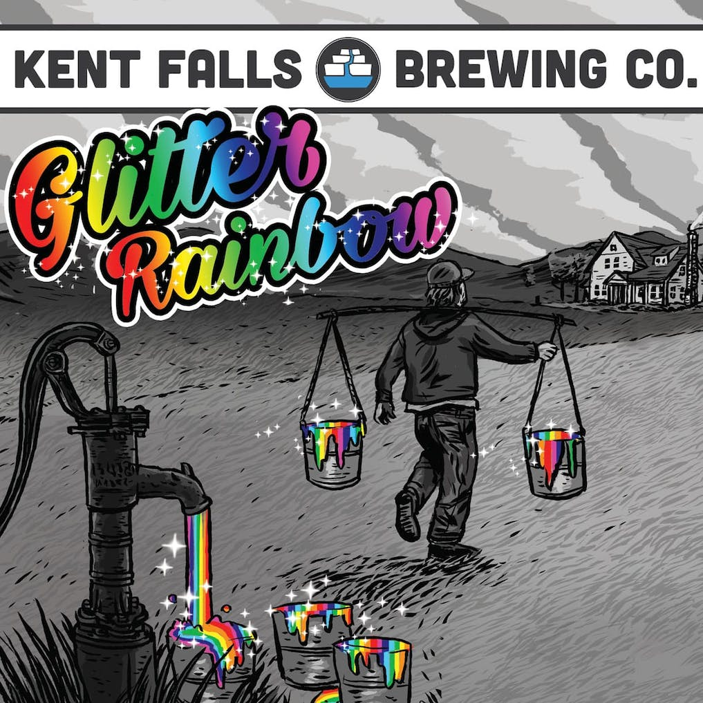 That Glitter Rainbow just may be the secret sauce for our farm....