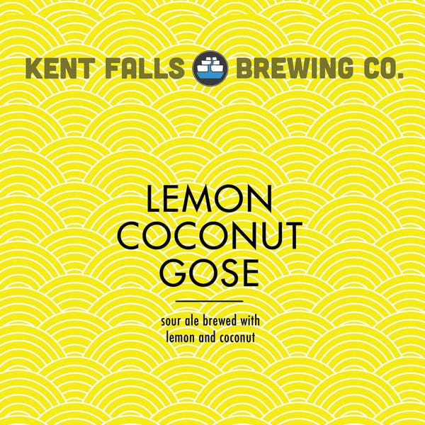 Lemon Coconut Gose