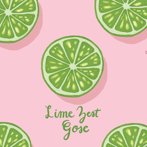 Lime Zest Gose