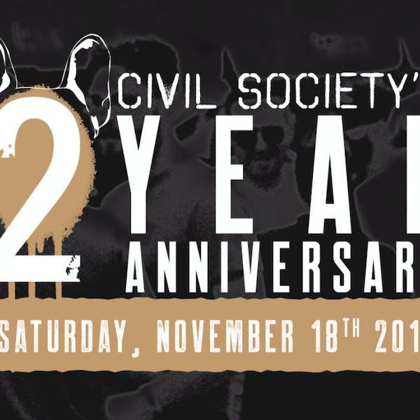 Civil Society Brewing's 2nd Anniversary