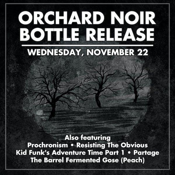 Thanksgiving Bottle Release