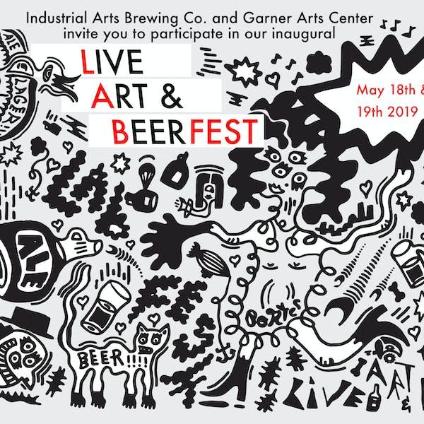 Live Arts & Beer Fest (Industrial Arts)