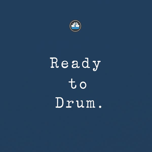 Ready To Drum