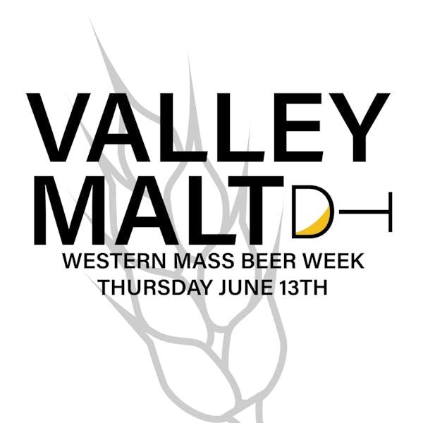 MA Beer Week | Valley Malted Showcase