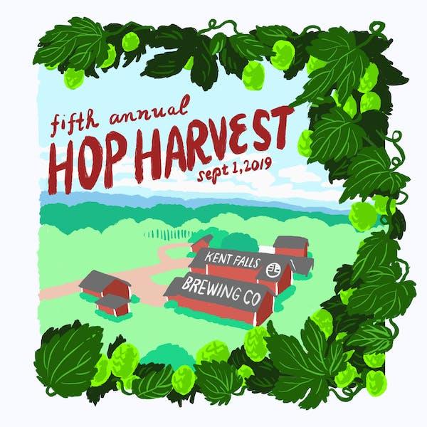 HOP HARVEST + PIG ROAST TICKETS