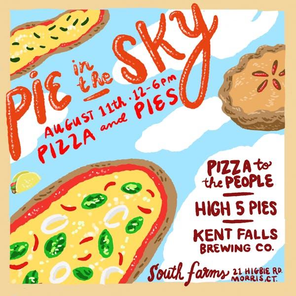 Pie's In The Sky @ South Farm
