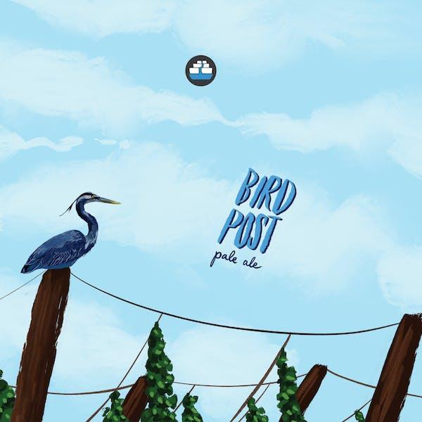 Bird Post