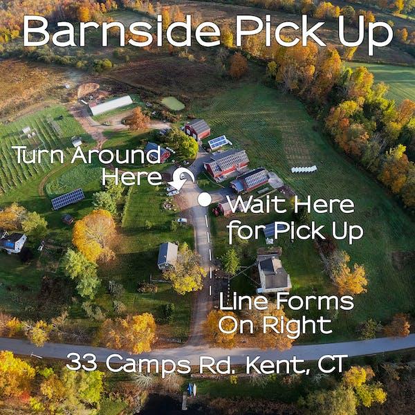 Barnside Bottle + Can Pickup