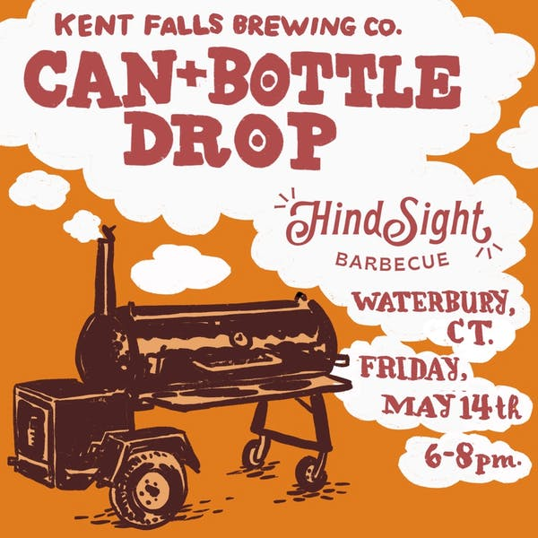 Can + Bottle Drop @ Hindsight BBQ